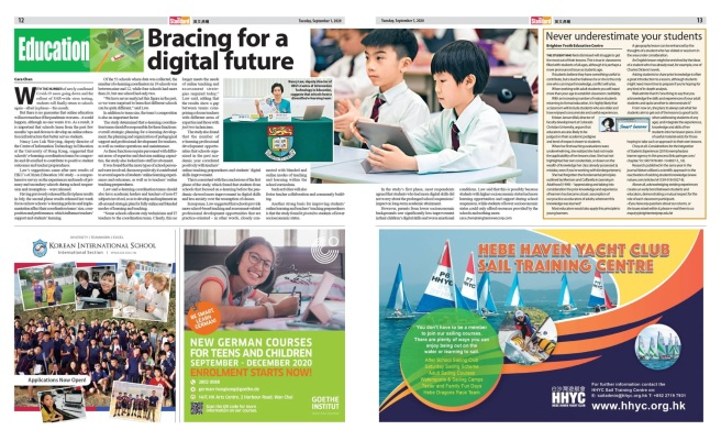 200901 Bracing for a digital future